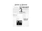 Newspaper- Suffolk Journal Vol. 18, No. 1, 11/1961