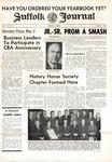 Newspaper- Suffolk Journal Vol. 18, No. 6, 4/1962