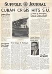 Newspaper- Suffolk Journal Vol. 19, No. 2, 12/1962