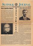 Newspaper- Suffolk Journal Vol. 22, No. 10, 1/1967 by Suffolk Journal