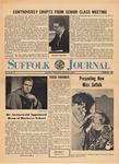 Newspaper- Suffolk Journal Vol. 22, No. 11, 2/1967 by Suffolk Journal