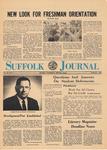 Newspaper- Suffolk Journal Vol. 23, No. 1, 9/1967