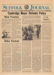 Newspaper- Suffolk Journal Vol. 23, No. 3, 12/1967