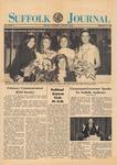 Newspaper- Suffolk Journal Vol. 23, No. 5, 2/21/1968