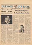 Newspaper- Suffolk Journal Vol. 23, No. 7, 3/6/1968