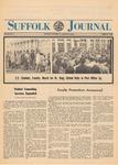 Newspaper- Suffolk Journal Vol. 23, No. 9, 4/17/1968 by Suffolk Journal