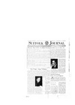 Newspaper- Suffolk Journal Vol. 23, No. 12, 9/27/1968