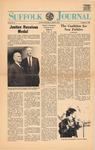 Newspaper- Suffolk Journal Vol. 23, No. 15, 11/21/1968