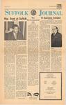 Newspaper- Suffolk Journal Vol. 23, No. 16, 12/20/1968