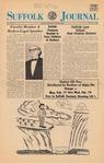 Newspaper- Suffolk Journal Vol. 23, No. 17, 2/18/1969 by Suffolk Journal