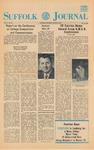 Newspaper- Suffolk Journal Vol. 23, No. 20, 5/19/1969