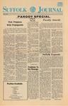 Newspaper- Suffolk Journal Parody Issue, 6/3/1969 by Suffolk Journal