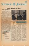 Newspaper- Suffolk Journal Vol. 24, No. 2, 10/22/1969