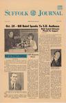 Newspaper- Suffolk Journal Vol. 25, No. 3, 11/19/1969 by Suffolk Journal