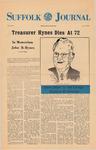Newspaper- Suffolk Journal Vol. 25, No. 3, 1/14/1970