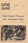 Newspaper- Suffolk Journal Vol. 26, No. 7, 3/29/1971