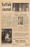 Newspaper- Suffolk Journal Vol. 26, No. 8, 4/20/1971