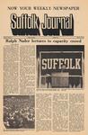 Newspaper- Suffolk Journal Vol. 27, No. 5, 2/14/1972