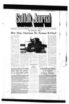 Newspaper- Suffolk Journal Vol. 27, No. 8, 3/13/1972