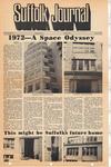 Newspaper- Suffolk Journal Vol. 27, No. 10, 4/18/1972