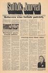 Newspaper- Suffolk Journal Vol. 27, No. 11, 4/24/1972