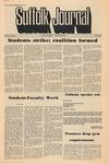 Newspaper- Suffolk Journal Vol. 27, No. 12, 5/08/1972