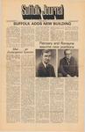 Newspaper- Suffolk Journal Vol. 28, No. 1, 9/25/1972