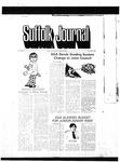 Newspaper- Suffolk Journal Vol. 28, No. 6, 12/04/1972
