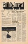 Newspaper- Suffolk Journal Vol. 28, No. 12, 4/17/1973