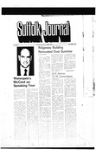 Newspaper- Suffolk Journal Vol. 29, No. 1, 9/05/1973