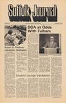 Newspaper- Suffolk Journal Vol. 29, No. 2, 9/24/1973