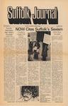Newspaper- Suffolk Journal Vol. 29, No. 10, 3/05/1974 by Suffolk Journal