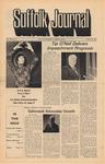 Newspaper- Suffolk Journal Vol. 29, No. 12, 4/16/1974 by Suffolk Journal
