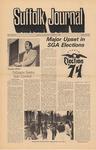 Newspaper- Suffolk Journal Vol. 29, No. 13, 4/29/1974 by Suffolk Journal
