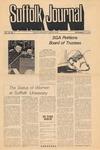 Newspaper- Suffolk Journal Vol. 30, No. 1, 9/17/1974 by Suffolk Journal