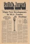 Newspaper- Suffolk Journal Vol. 30, No. 3, 10/15/1974