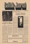 Newspaper- Suffolk Journal Vol. 30, No. 4, 10/29/1974