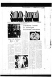 Newspaper- Suffolk Journal Vol. 30, No. 6, 11/25/1974