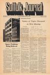 Newspaper- Suffolk Journal Vol. 30, No. 11, 2/18/1975