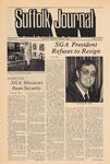 Newspaper- Suffolk Journal Vol. 30, No. 12, 2/24/1975 by Suffolk Journal
