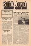 Newspaper- Suffolk Journal Vol. 30, No. 15, 3/31/1975 by Suffolk Journal