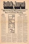 Newspaper- Suffolk Journal Vol. 30, No. 17, 4/14/1975