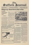Suffolk Journal Vol. 54, No. 1, 9/13/1995