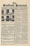 Suffolk Journal Vol. 54, No. 3, 9/27/1995