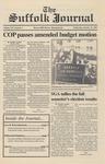 Suffolk Journal Vol. 54, No. 5, 10/11/1995