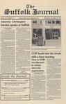 Suffolk Journal Vol. 54, No. 10, 11/22/1995