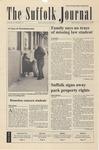 Newspaper- Suffolk Journal Vol. 61, No. 13, 1/23/2002