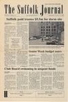 Newspaper- Suffolk Journal Vol. 61, No. 14, 1/30/2002