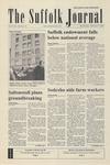 Newspaper- Suffolk Journal Vol. 61, No. 15, 2/6/2002
