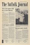 Newspaper- Suffolk Journal Vol. 61, No. 16, 2/13/2002